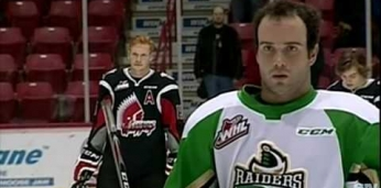 Hockey Nightmare In Canada